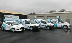 New Year, New Livery… A Full Fleet Make-over!