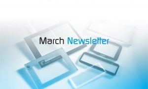 OUR MARCH NEWSLETTER IS OUT NOW!!